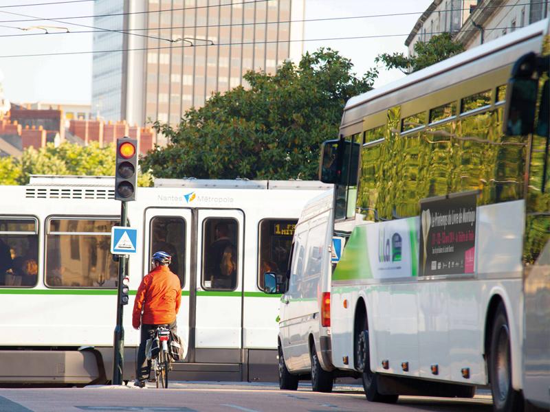 La Régie Media conforte BusMedia, comme régie publicitaire des bus Lila de Nantes.
